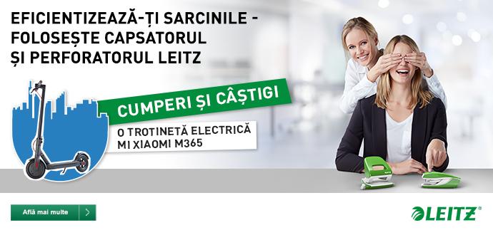 Capsatoare electrice Leitz